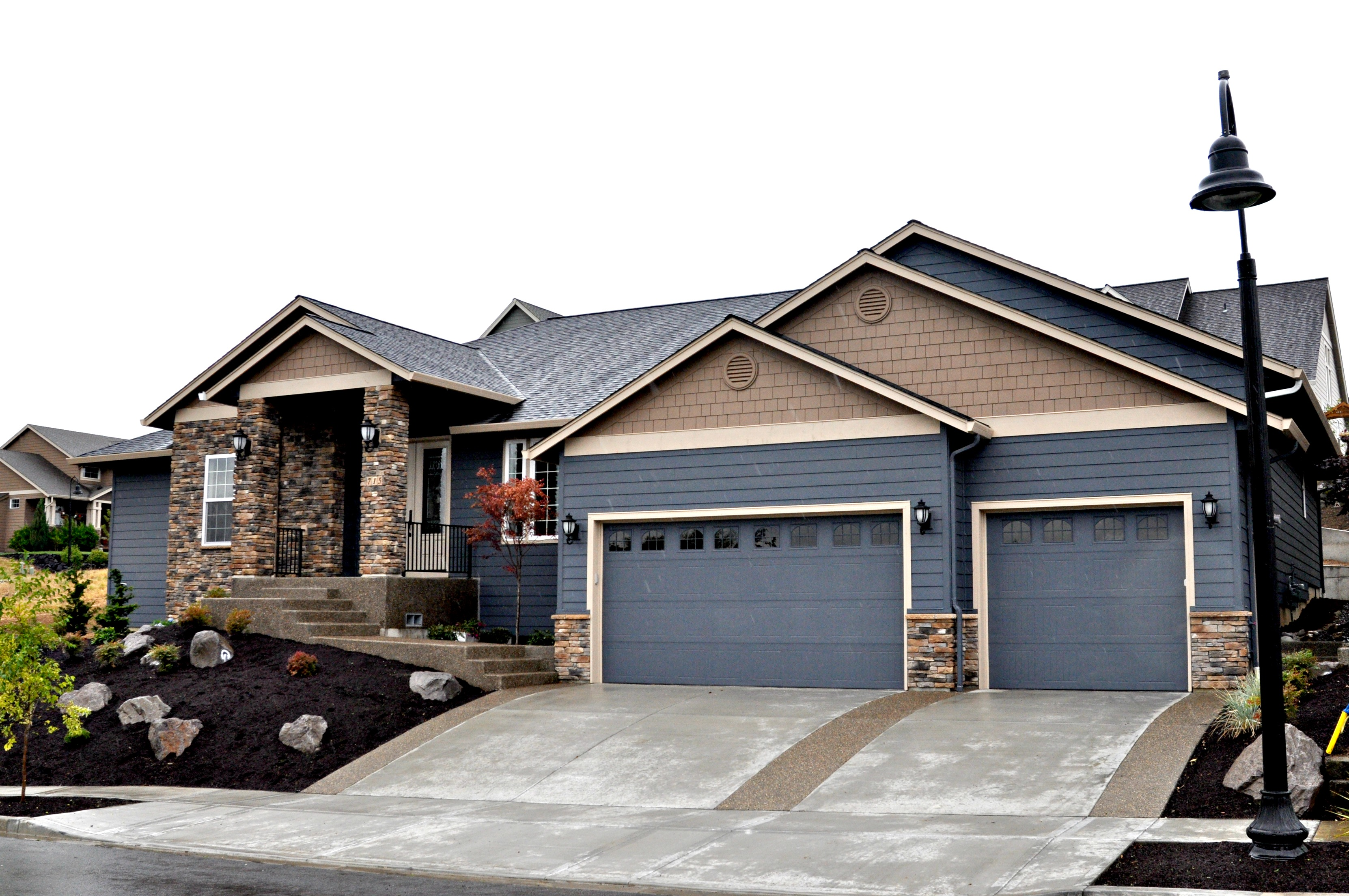 Mill Plain, Washington - Clark County, Washington - Custom Home Construction