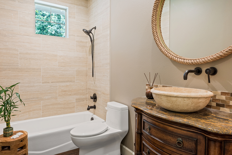 Shaffer Inc. Contemporary Timber Custom Home 9